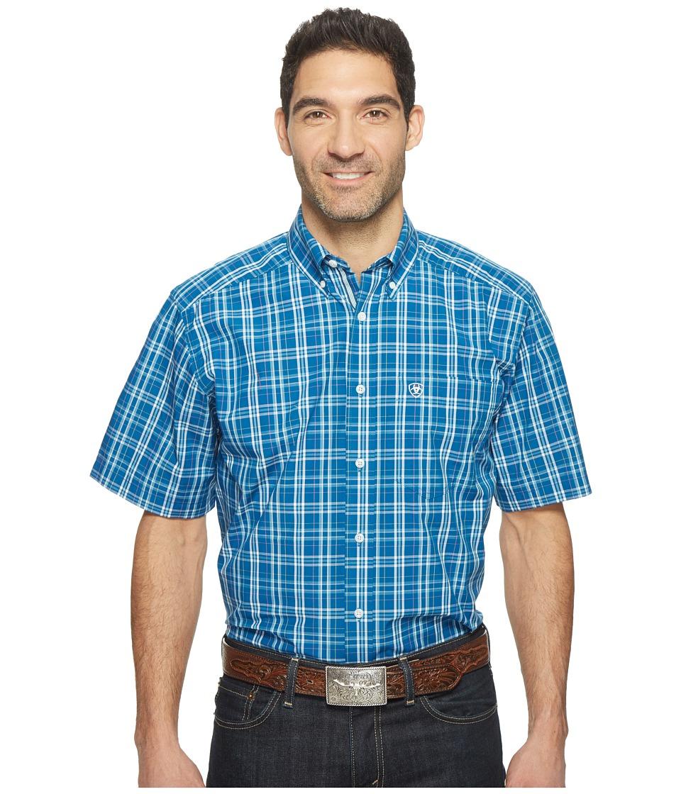 Ariat Derek Shirt (Everland Teal) Men