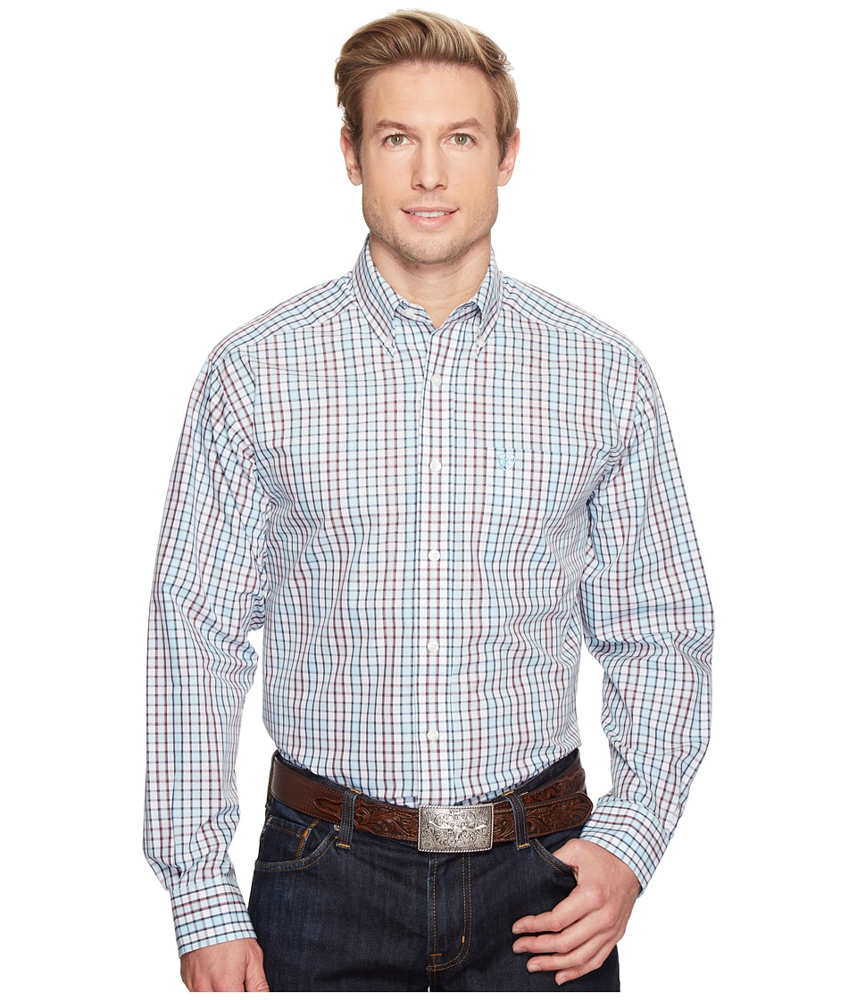 Ariat - Hamilton Shirt (Multi) Men's Long Sleeve Button Up