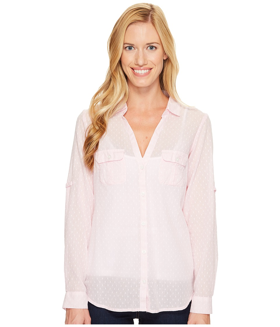 Columbia - Sun Driftertm L/S Shirt (Isla Dotty) Women's Long Sleeve Button Up