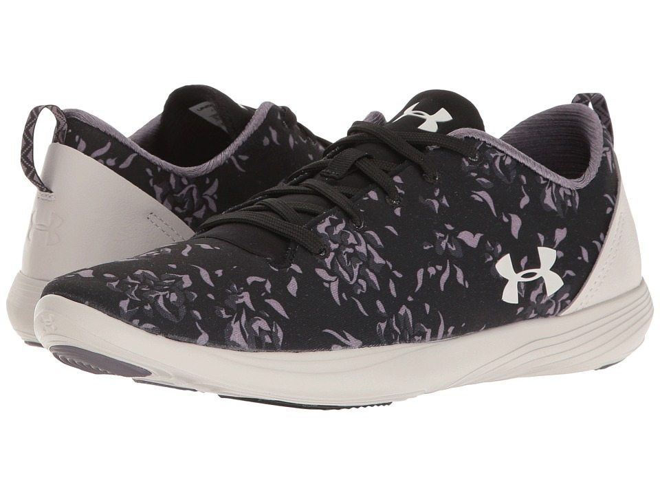 Under Armour - UA Street Precision Sport Lo Premium (Black/Flint/Gray Matter) Women's Shoes