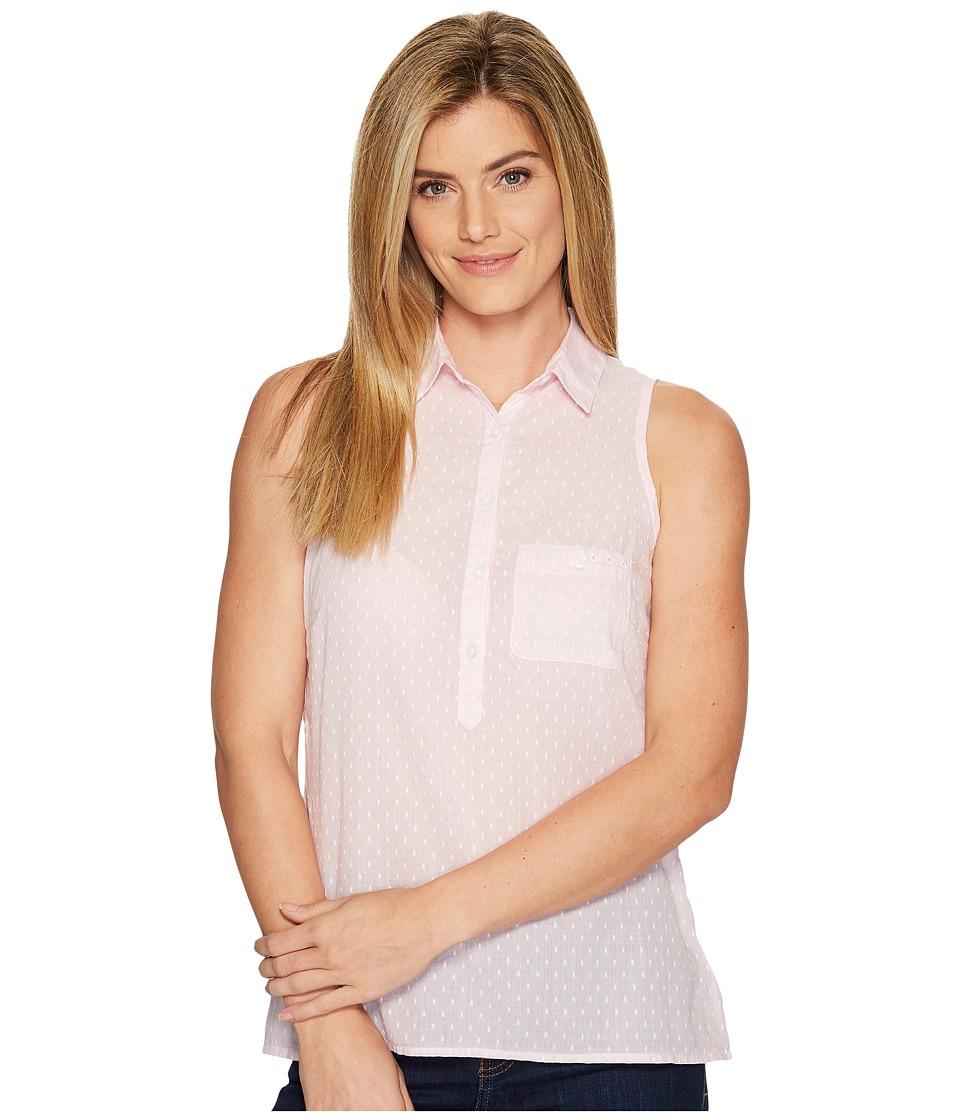 Columbia - Sun Driftertm Sleeveless Shirt (Isla Dotty) Women's Sleeveless