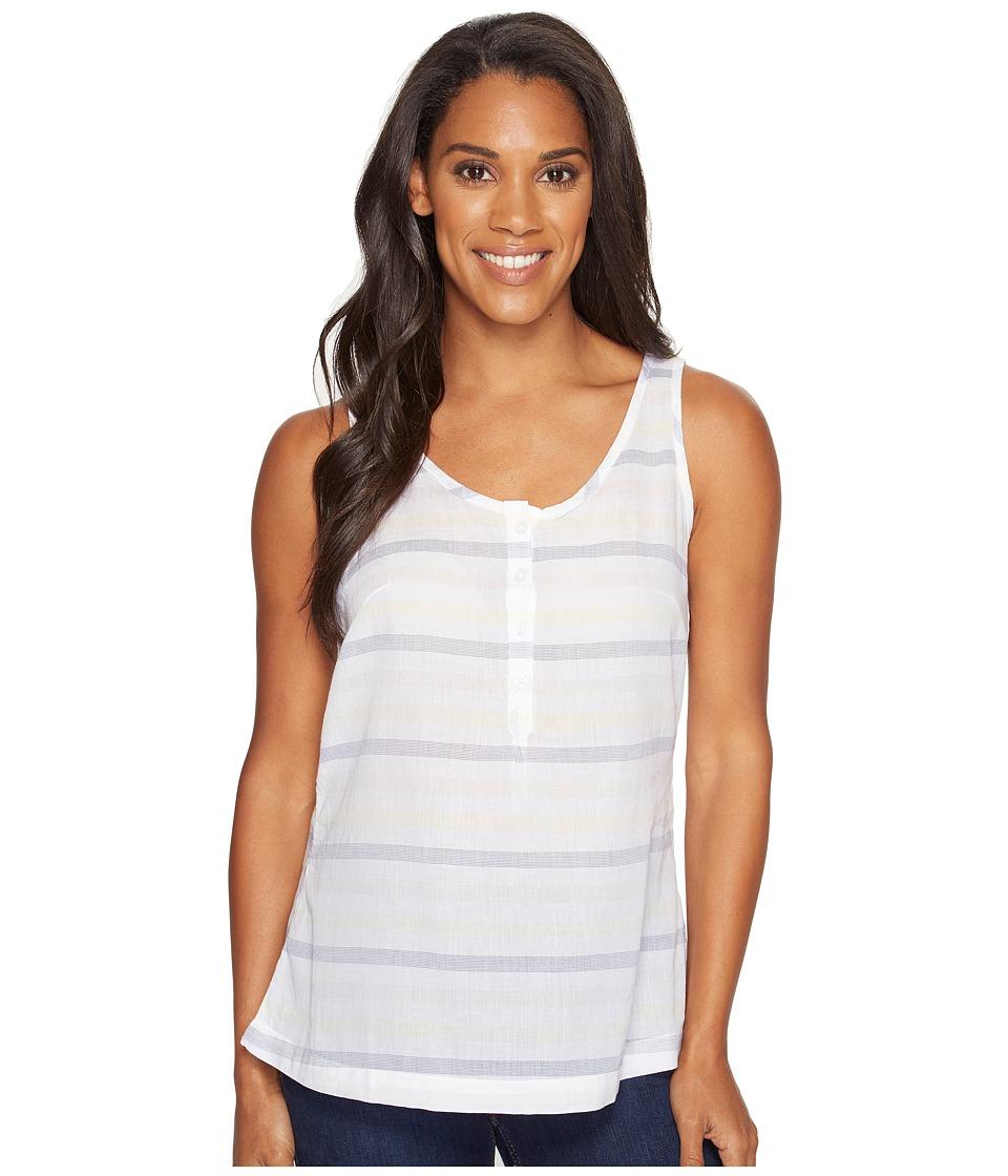 Columbia - Sun Drifter Tank Top (Sunlit Stripe) Women's Sleeveless