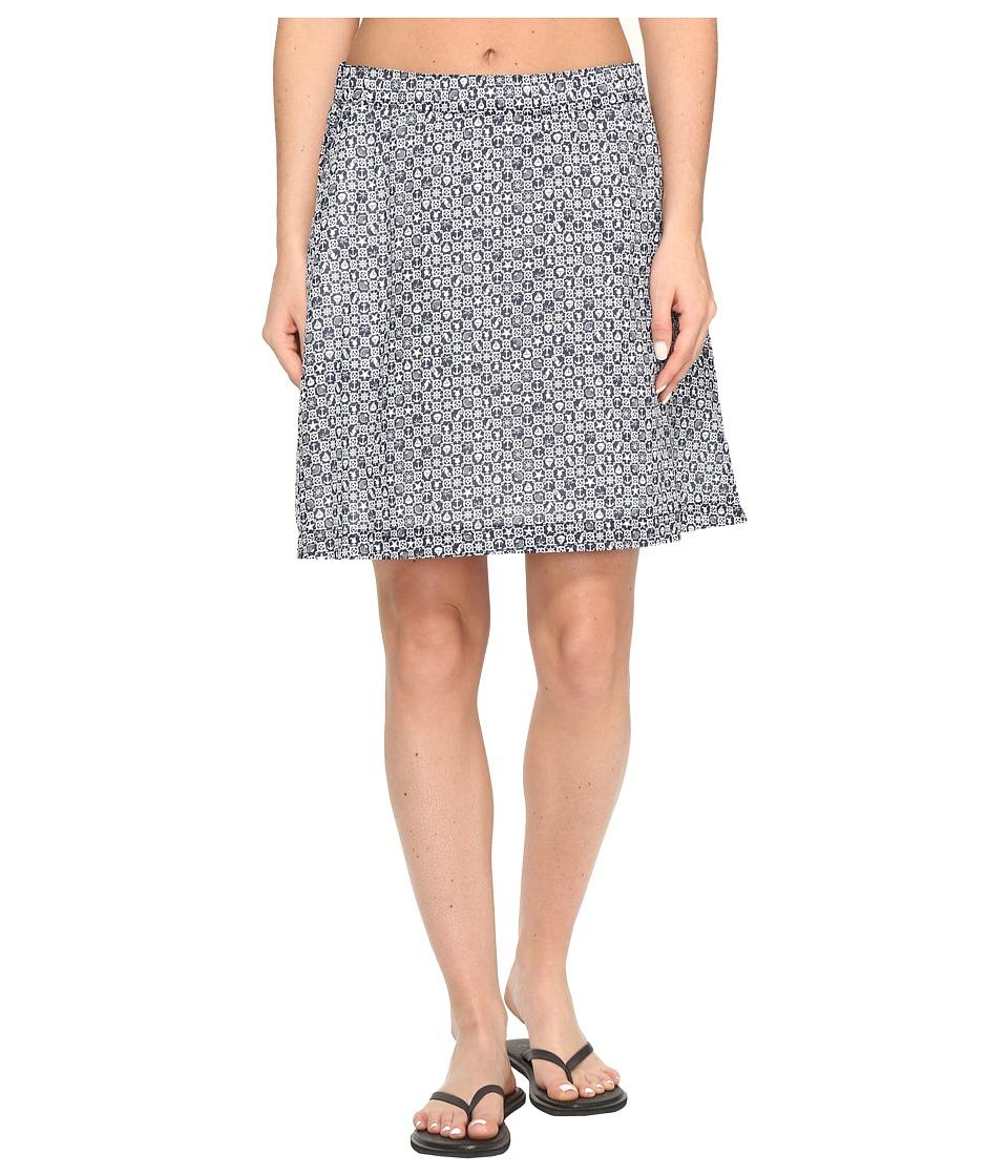 Columbia - Sun Driftertm Skirt (Collegiate Navy Anchors Away) Women's Skirt