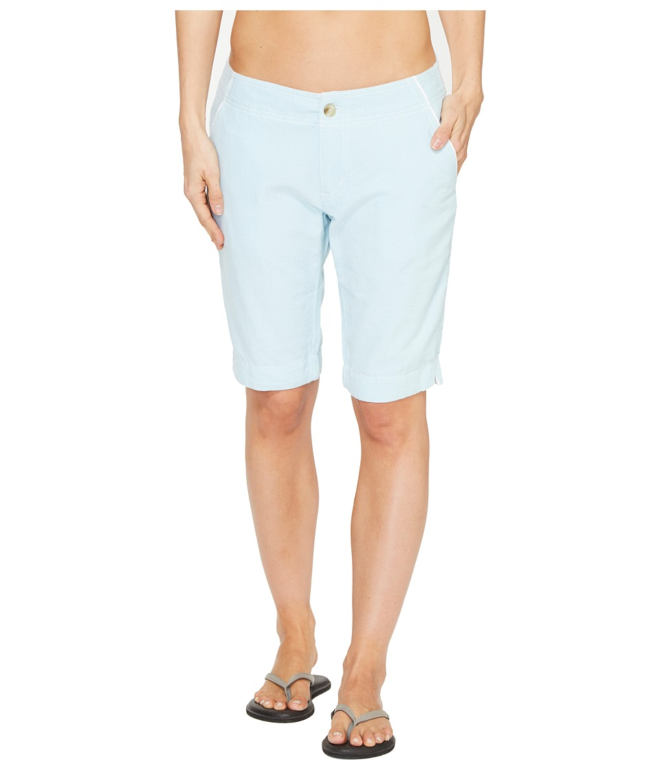 Columbia Solar Fadetm Walk Shorts (Iceberg) Women