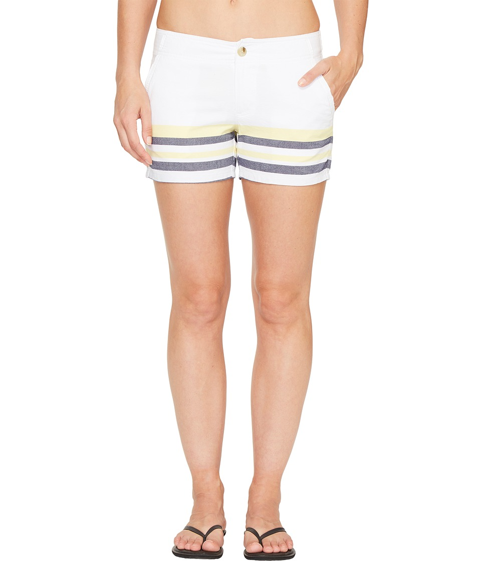 Columbia Solar Fadetm Short (Collegiate Navy Stripe) Women