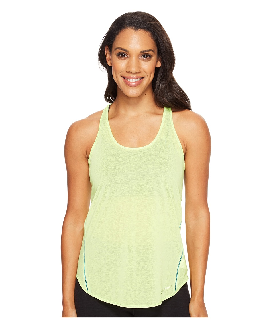 Brooks - Ghost Racerback (Aloe/Tile) Women's Sleeveless