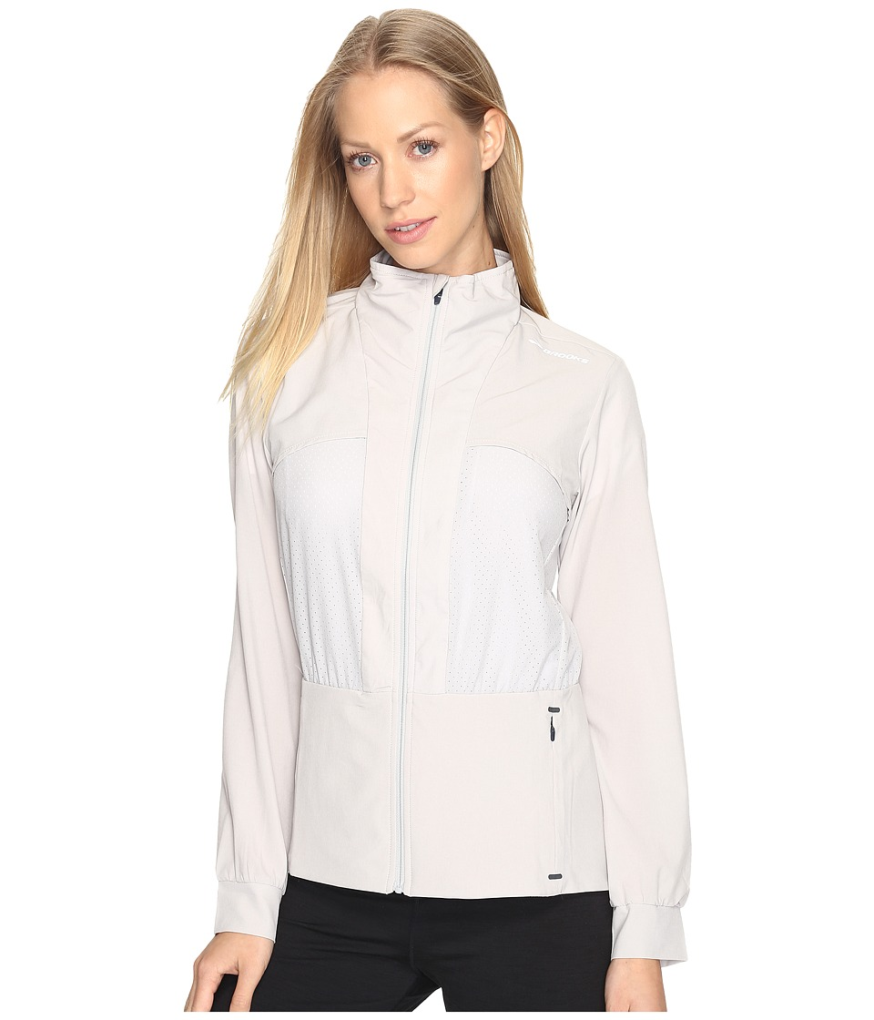 Brooks - Fremont Jacket (Heather Sterling) Women's Coat