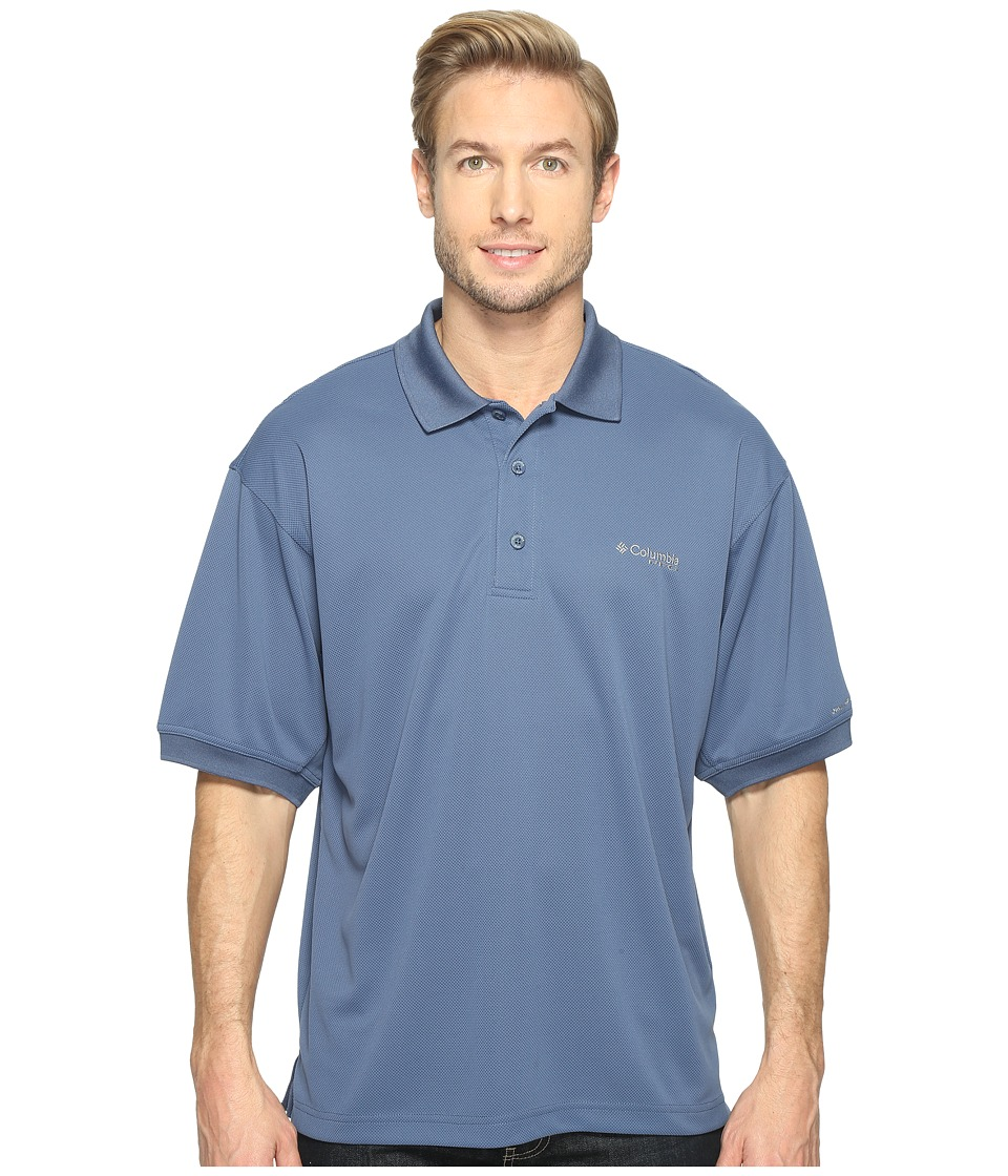 Columbia - Perfect Casttm Polo (Dark Mountain) Men's Short Sleeve Pullover