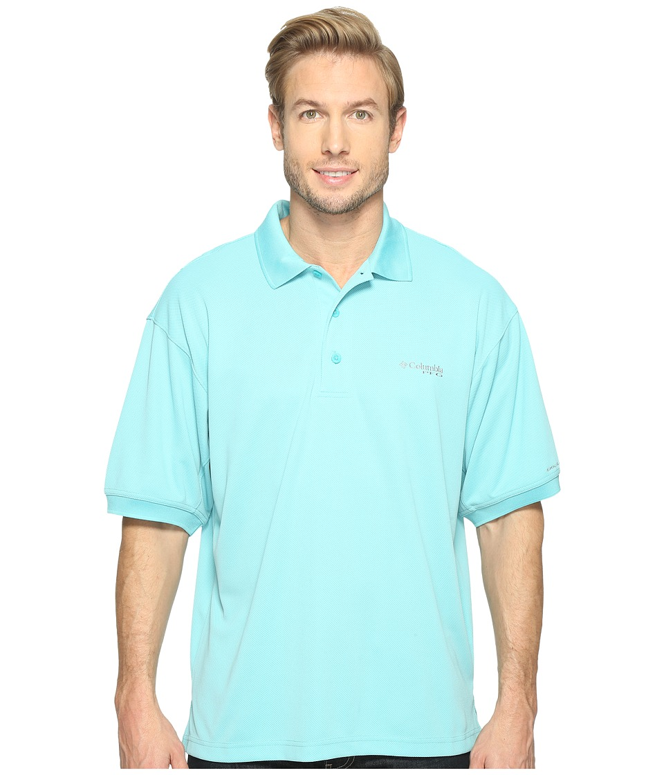 Columbia - Perfect Casttm Polo (Moxie) Men's Short Sleeve Pullover