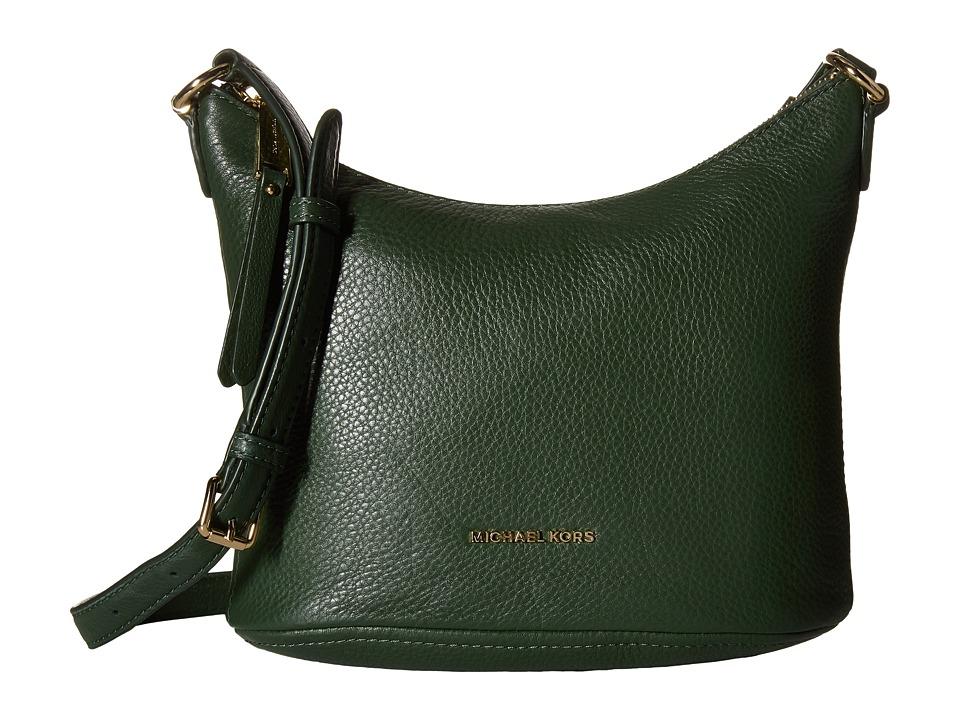 MICHAEL Michael Kors Lupita Md Messenger (Moss) Messenger Bags