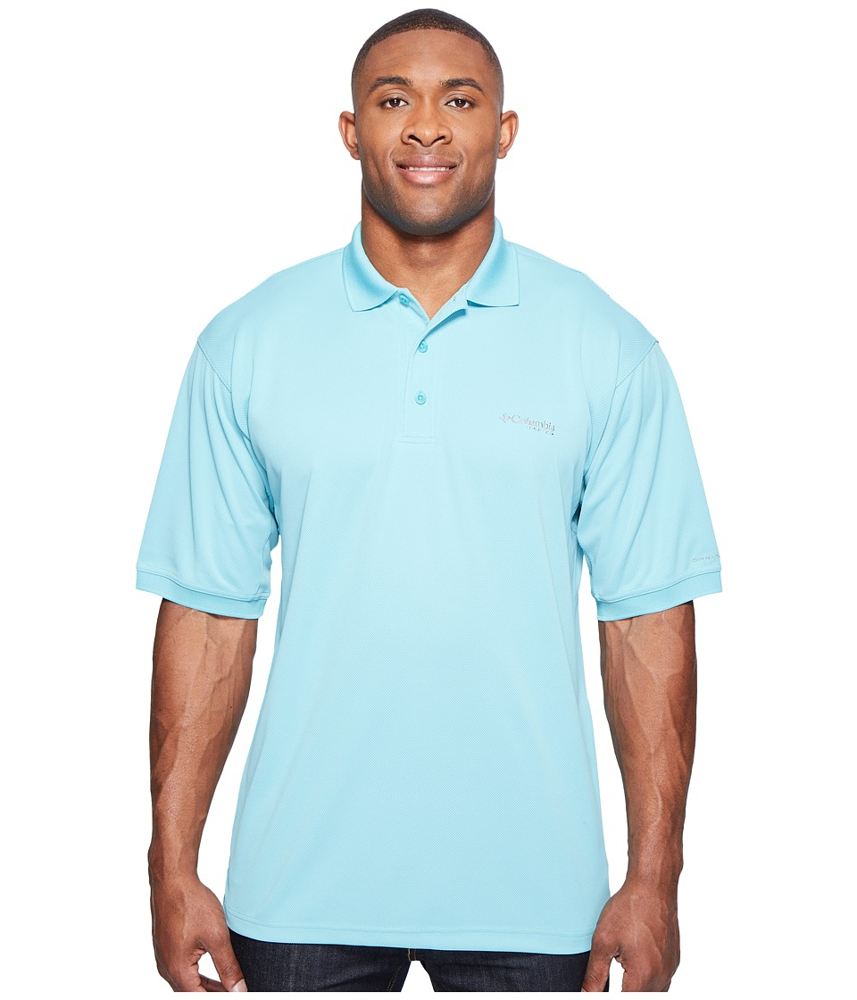 Columbia - Perfect Casttm Polo - Extended (Moxie) Men's Clothing