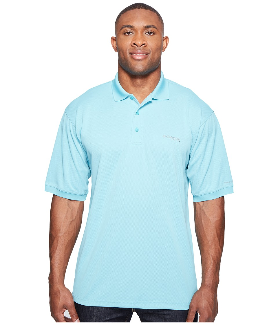 Columbia - Perfect Casttm Polo - Tall (Moxie) Men's Short Sleeve Pullover