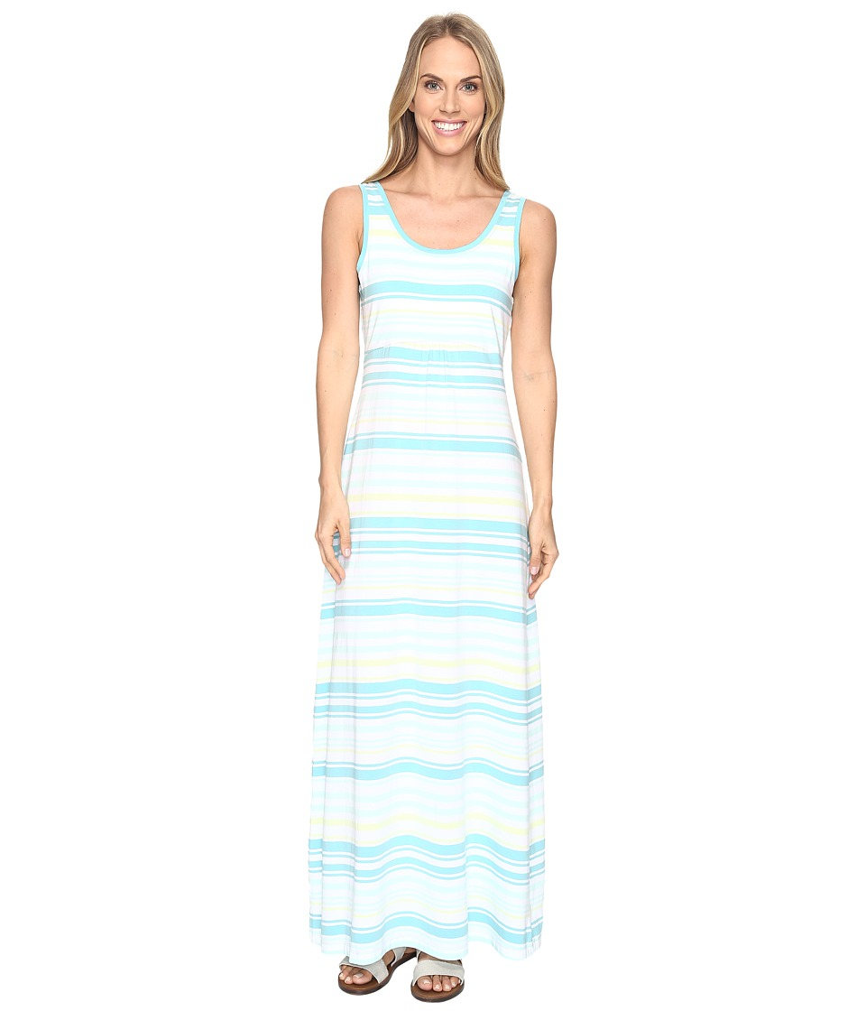 Columbia - Reel Beautytm II Maxi Dress (Iceberg Variegated) Women's Dress