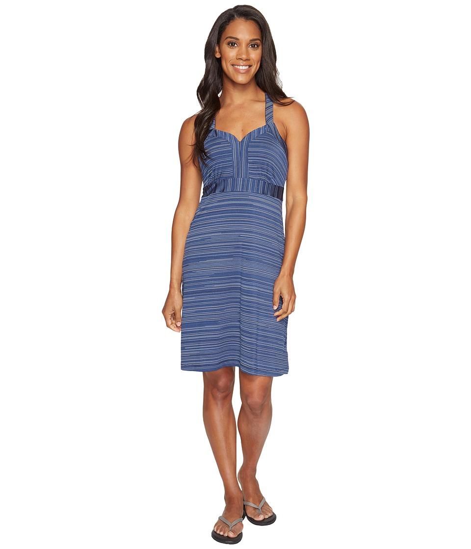 Columbia For Reel Dress (Collegiate Navy) Women