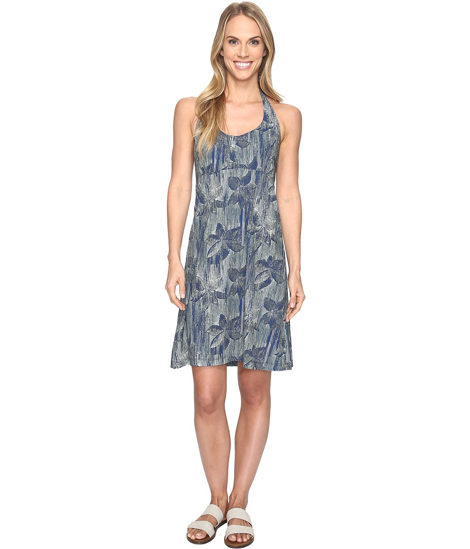 Columbia - Armadaletm Halter Top Dress (Sunlit Hazy Floral) Women's Dress