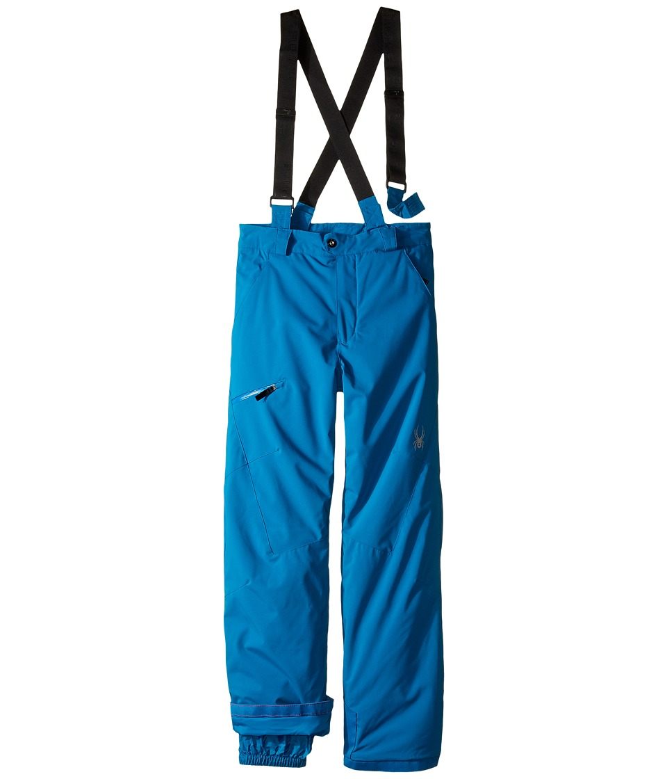 Spyder Kids - Propulsion Pants (Big Kids) (Concept Blue) Boy's Outerwear