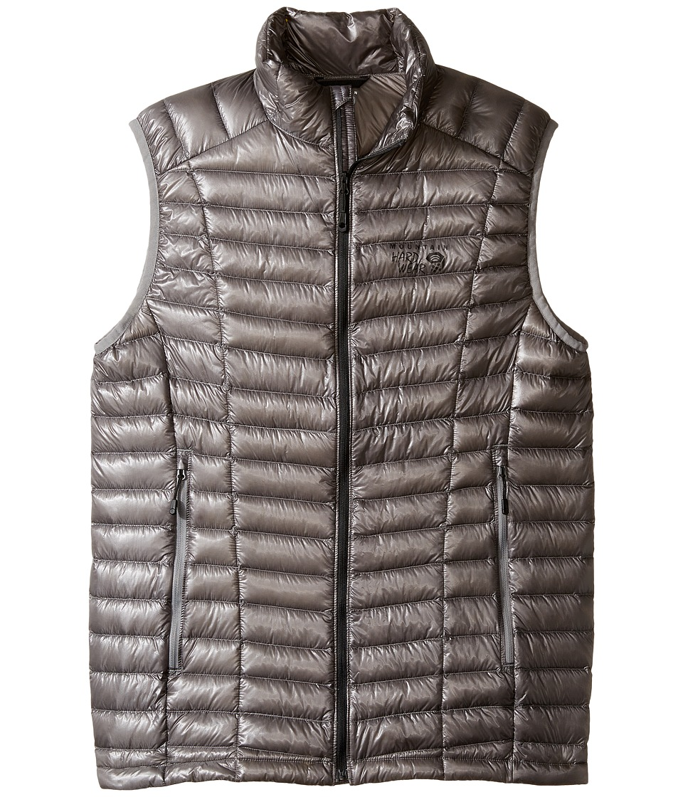 Mountain Hardwear - Ghost Whisperer Down Vest (Manta Grey) Men's Vest