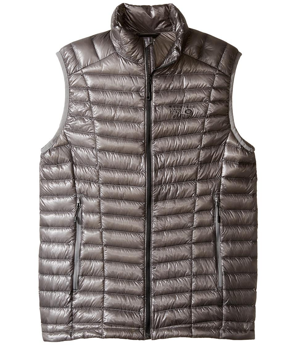 Mountain Hardwear - Ghost Whisperer Down Vest (Manta Grey) Men's Vest