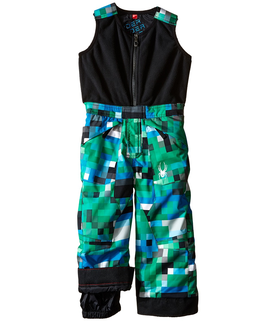 Spyder Kids - Mini Expedition Pants (Toddler/Little Kids/Big Kids) (Pixel Electric Blue) Boy's Outerwear