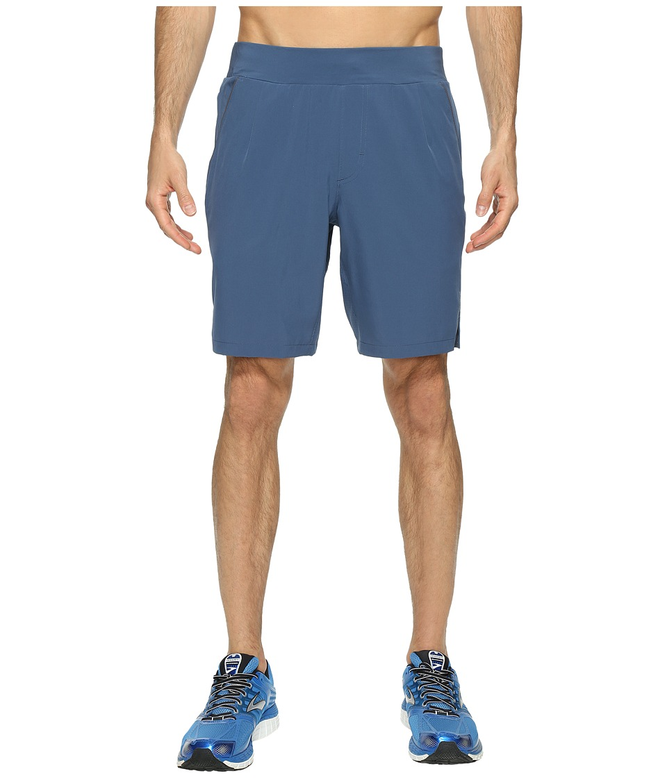 Brooks - Fremont Shorts (Ink) Men's Shorts