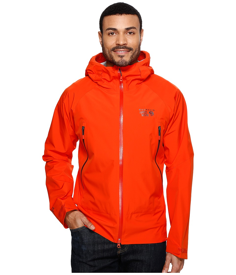 Mountain Hardwear - Quasartm Lite Jacket (State Orange) Men's Jacket