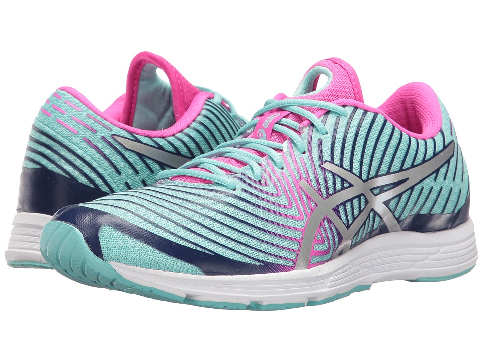 ASICS - GEL-Hyper Tri 3 (Aqua Splash/Silver/Indigo Blue) Women's Running Shoes