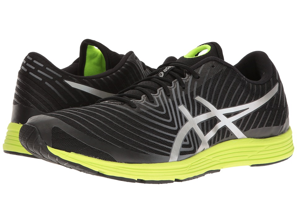 ASICS - GEL-Hyper Tri 3 (Black/Silver/Safety Yellow) Men's Running Shoes