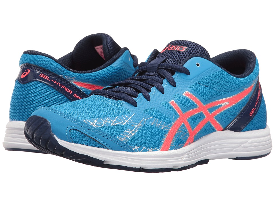 ASICS - GEL-Hyper Speed(r) 7 (Diva Blue/Diva Pink/Indigo Blue) Women's Running Shoes