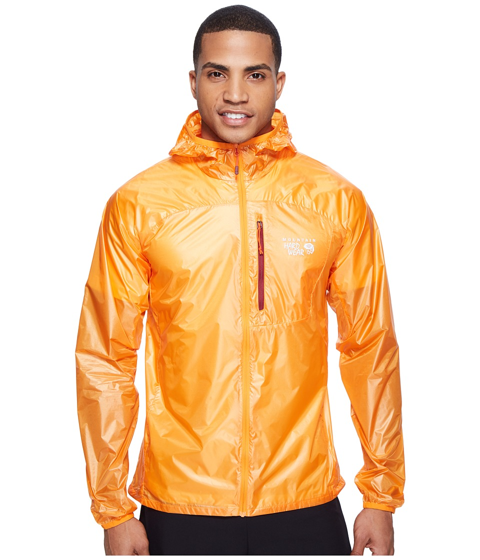 Mountain Hardwear - Ghosttm Lite Jacket (Alpha Orange) Men's Jacket