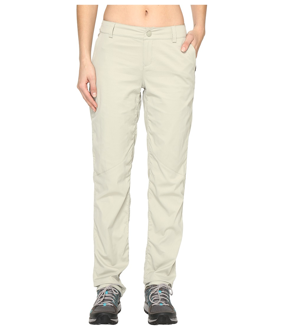 The North Face - Aphrodite Straight Pants (Granite Bluff Tan (Prior Season)) Women's Casual Pants