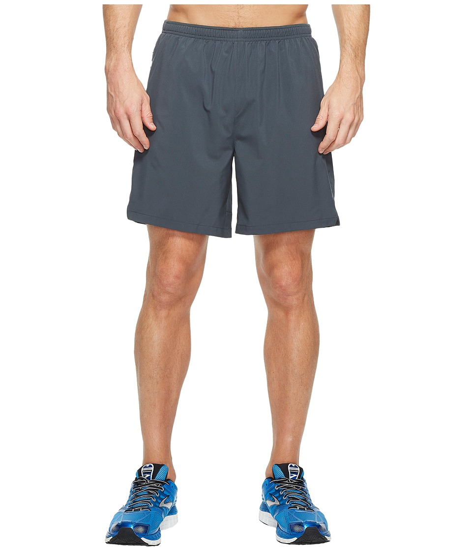 Brooks - Go-To 7 Shorts (Asphalt) Men's Shorts