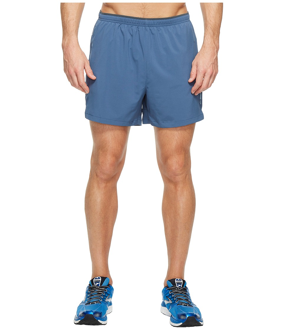 Brooks - Go-To 5 Shorts (Ink) Men's Shorts