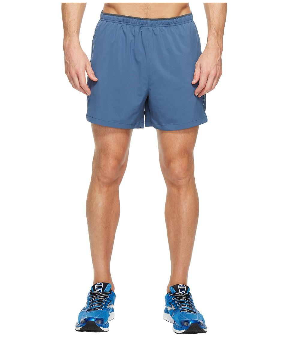 Brooks - Go-To 5 Shorts (Ink) Men's Shorts