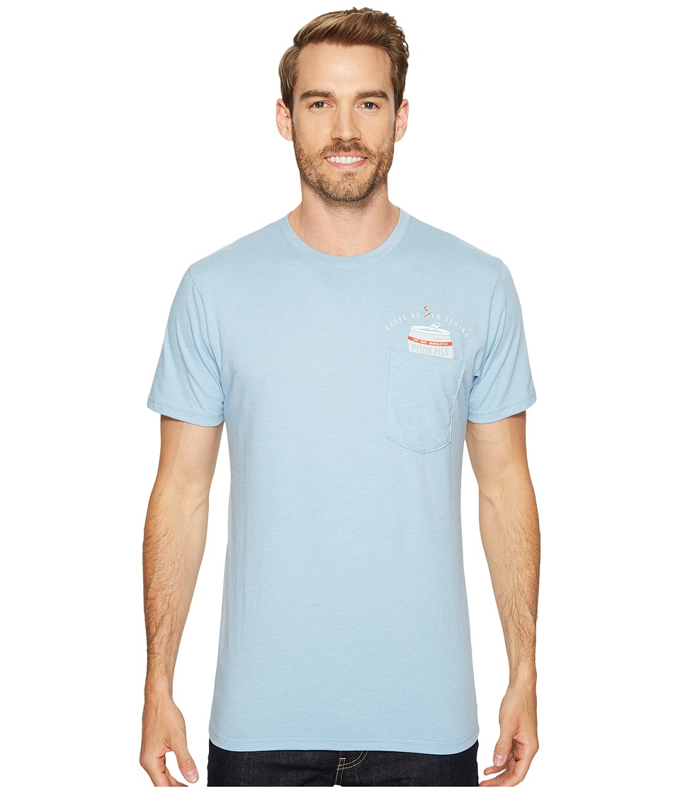 Mountain Hardwear - No Can Left Behind Tee (Heather Grey Goose) Men's T Shirt