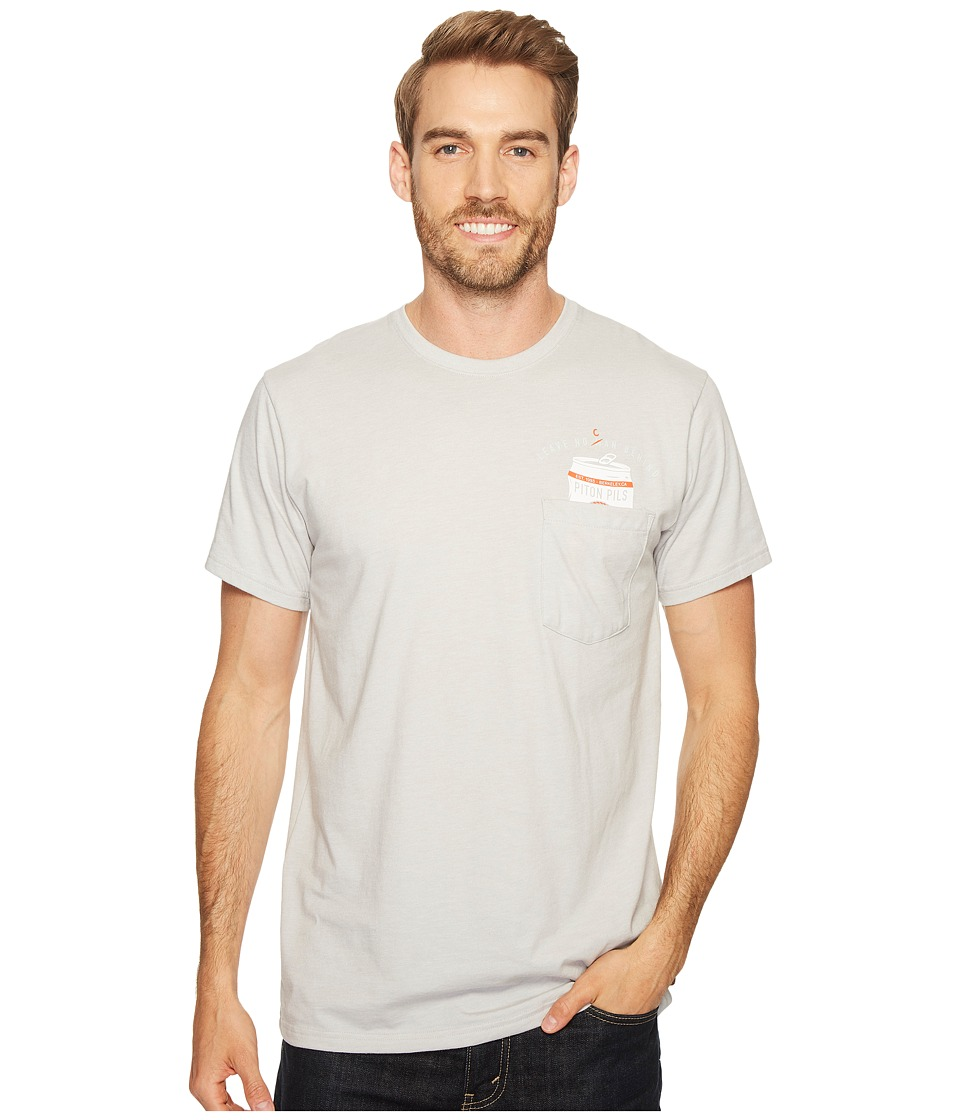 Mountain Hardwear - No Can Left Behind Tee (Heather Grey Ice) Men's T Shirt