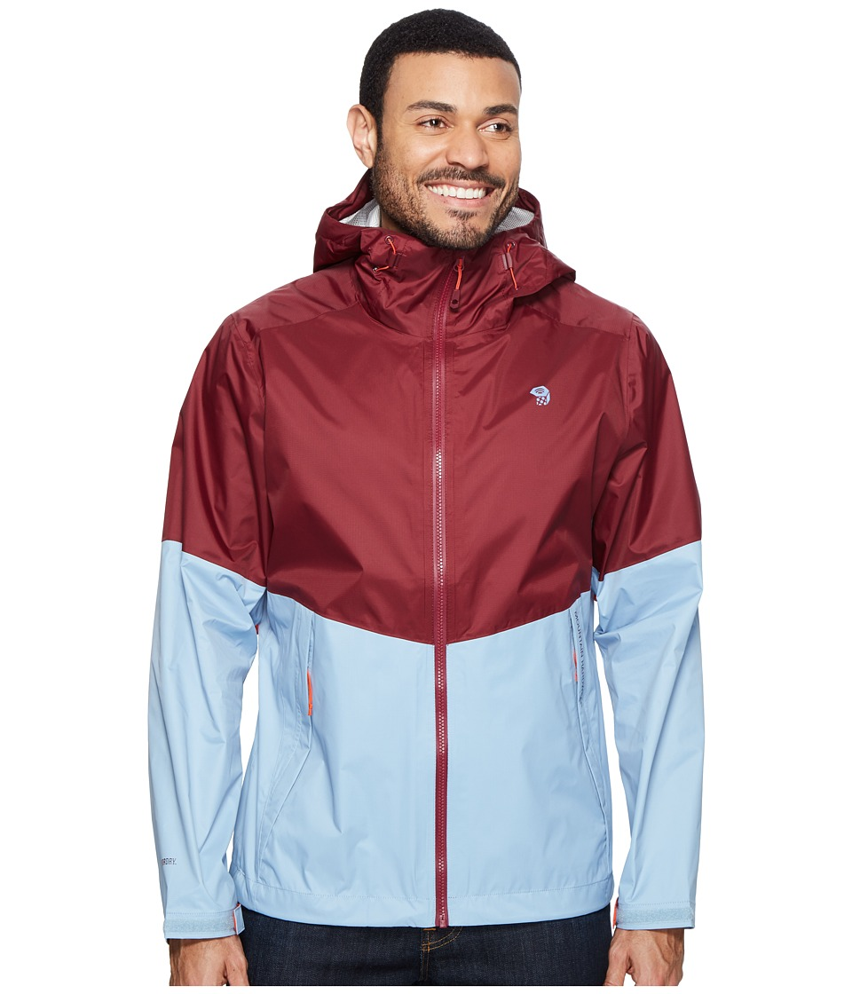 Mountain Hardwear - Exponent Jacket (Cote du Rhone) Men's Coat