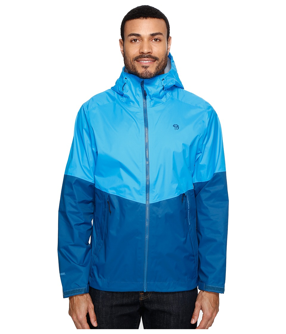 Mountain Hardwear - Exponent Jacket (Ocean Blue) Men's Coat