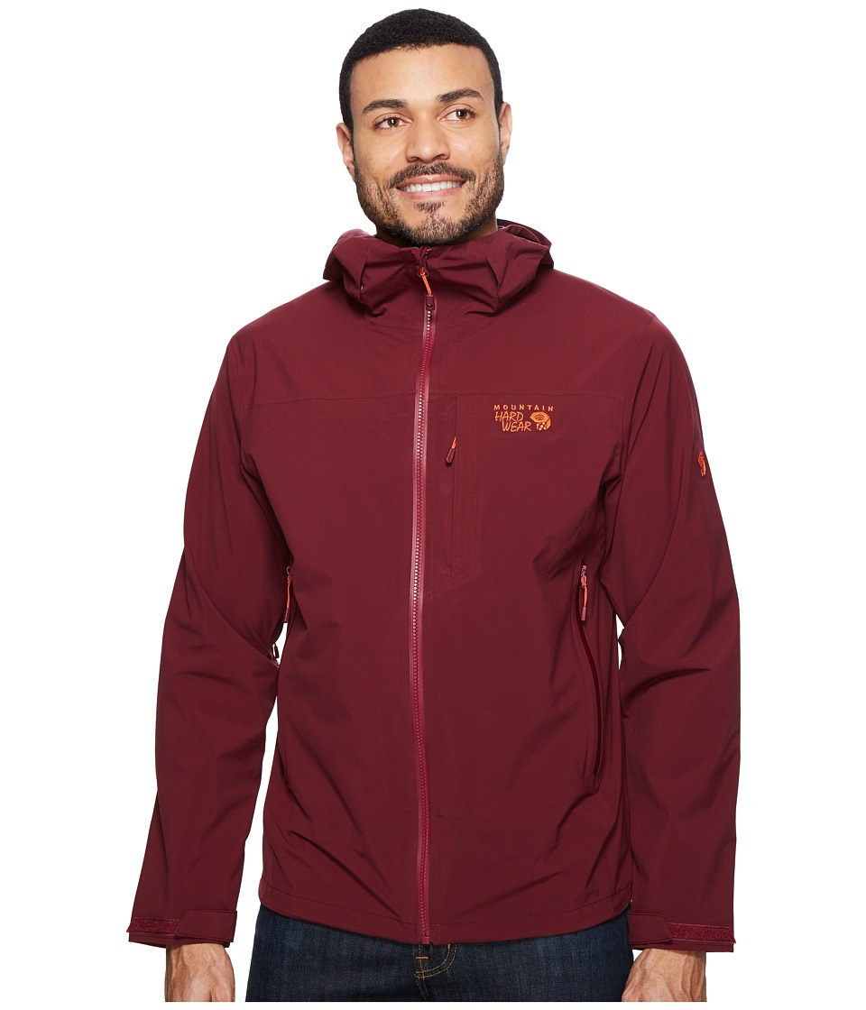 Mountain Hardwear - Stretch Ozonictm Jacket (Cote du Rhone) Men's Coat