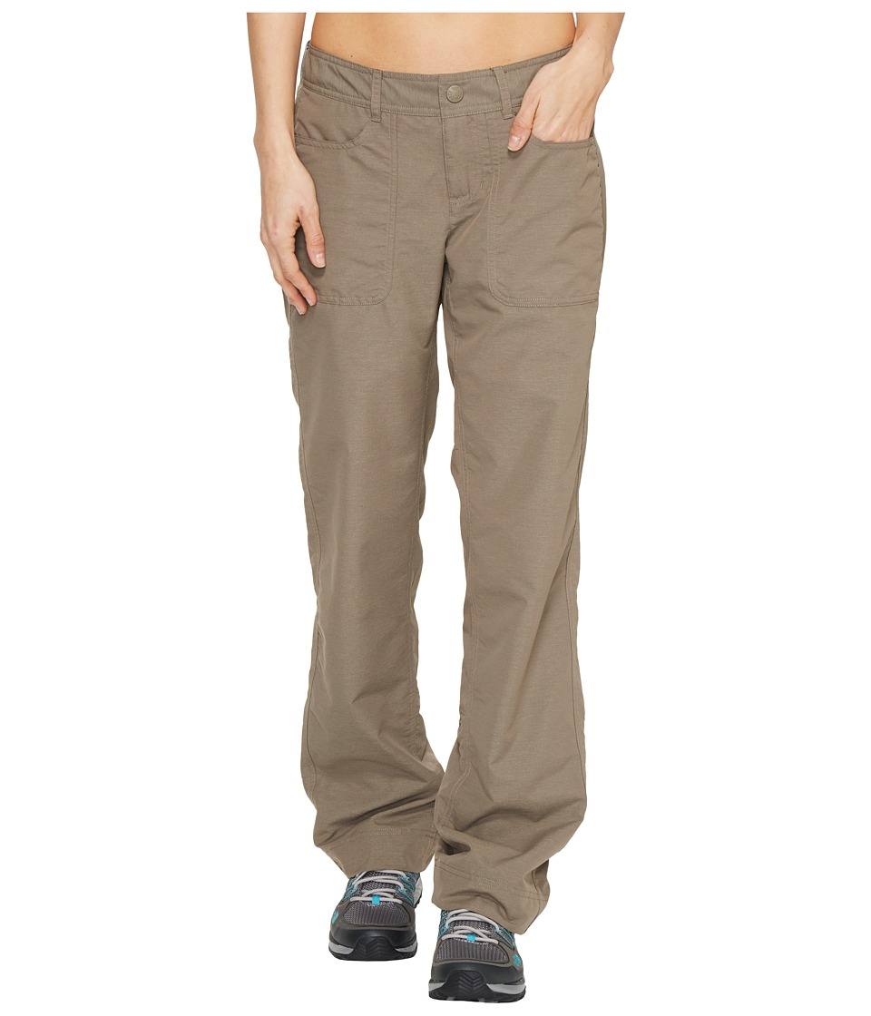 The North Face - Horizon 2.0 Pants (Falcon Brown Heather (Prior Season)) Women's Casual Pants