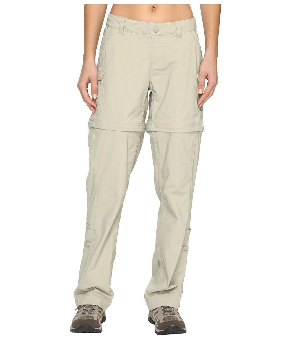 The North Face - Paramount 2.0 Convertible Pants (Granite Bluff Tan (Prior Season)) Women's Casual Pants