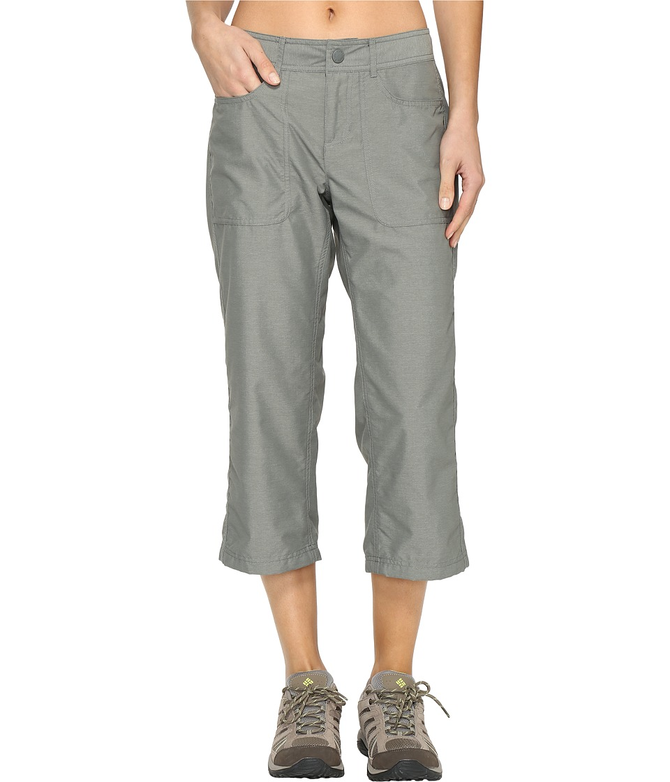 The North Face Horizon 2.0 Capris (Sedona Sage Grey Heather (Prior Season)) Women