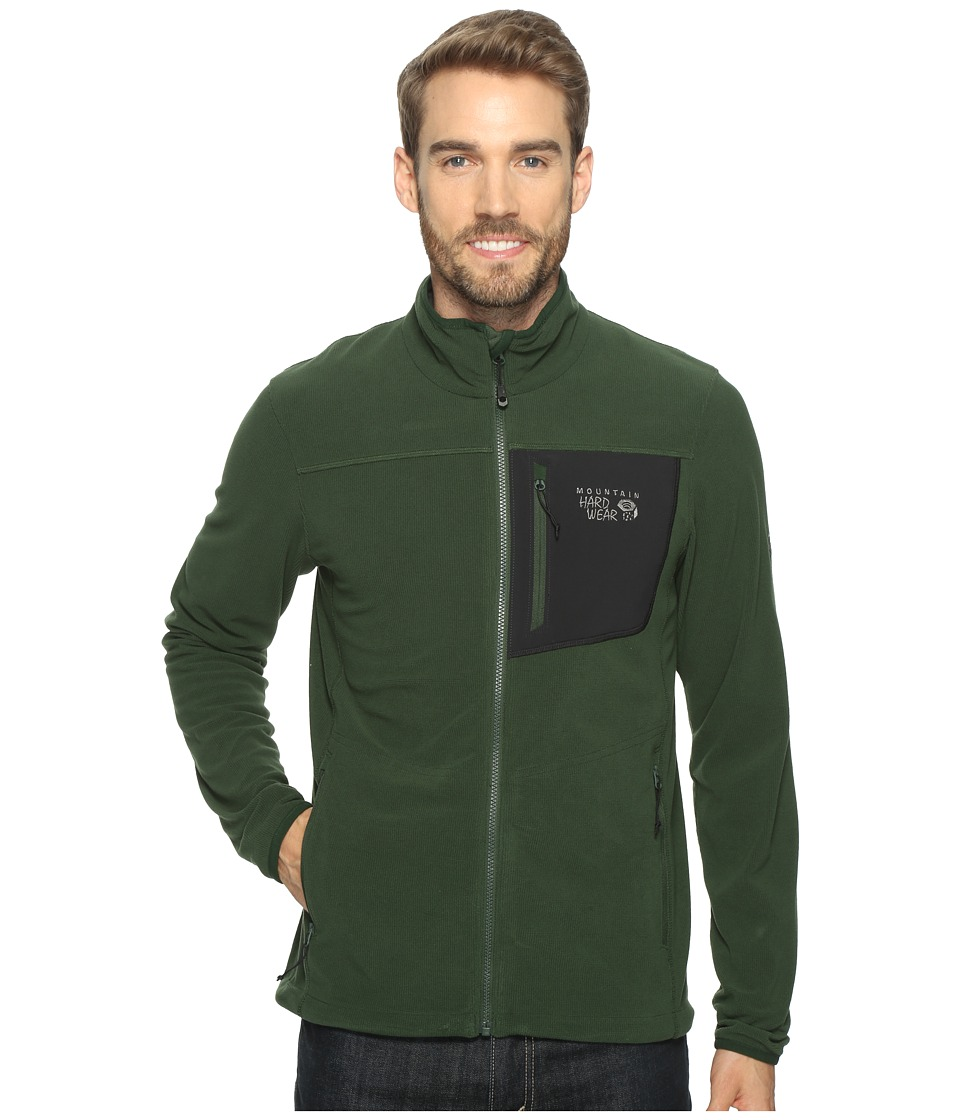 Mountain Hardwear - Streckertm Lite Jacket (Refined Pine) Men's Jacket