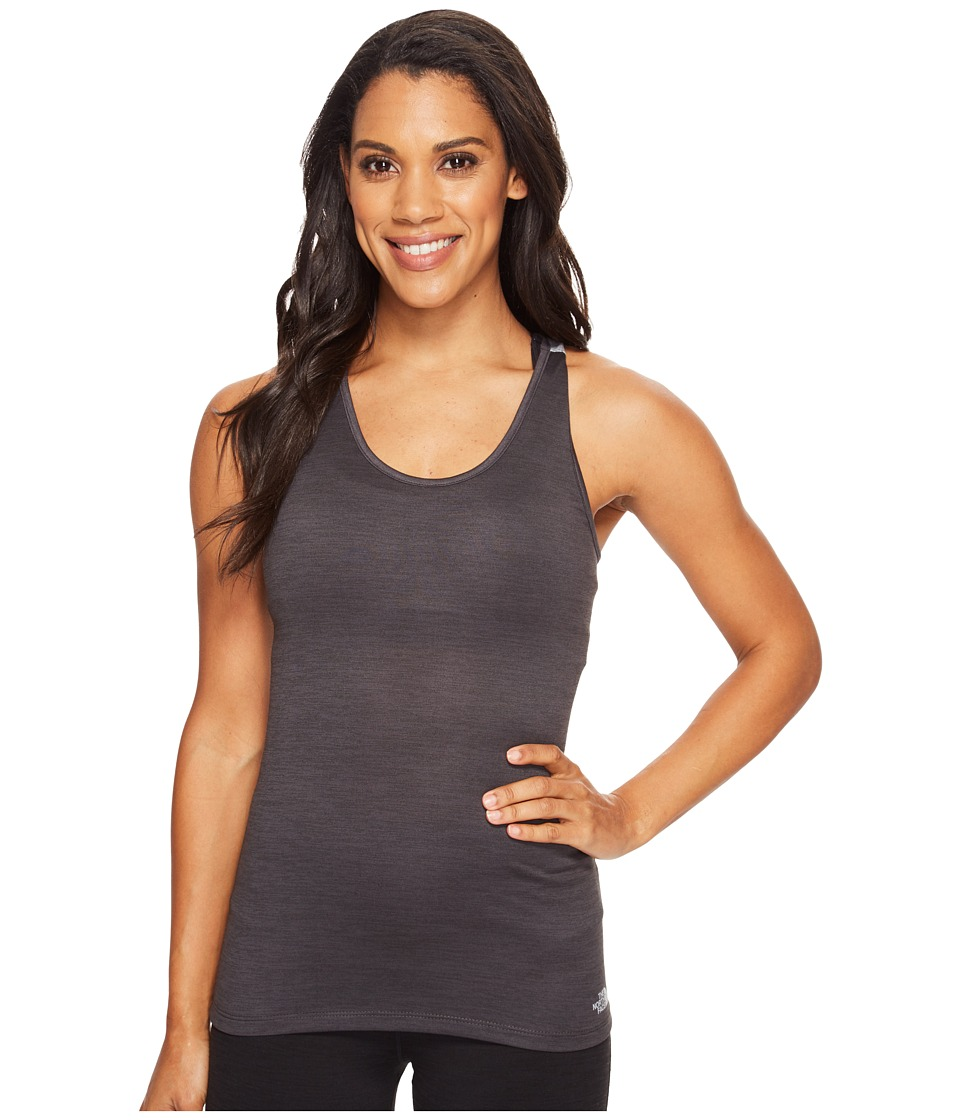 The North Face Adventuress Tank Top (TNF Dark Grey Heather (Prior Season)) Women