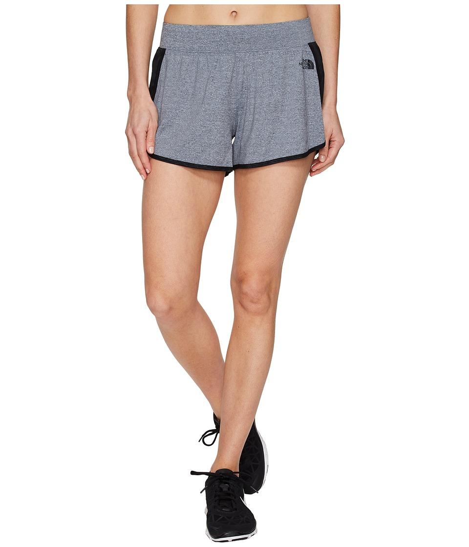The North Face - Versitas Shorts (TNF Dark Grey Heather/TNF Black (Prior Season)) Women's Shorts