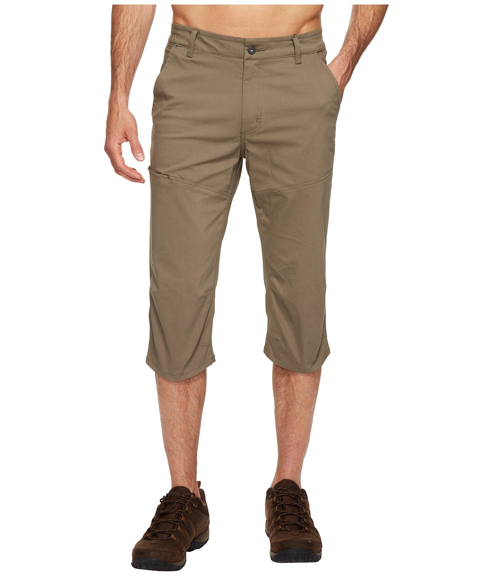 Mountain Hardwear - Hardwear AP 3/4 Pants (Stone Green) Men's Casual Pants