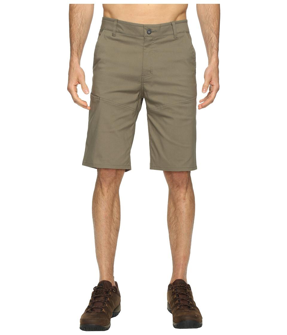 Mountain Hardwear Hardwear APtm Shorts (Stone Green) Men