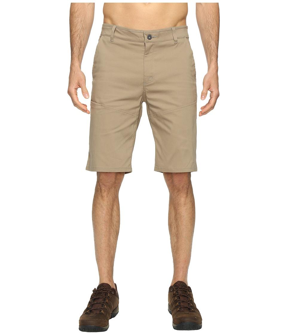 Mountain Hardwear Hardwear APtm Shorts (Khaki) Men
