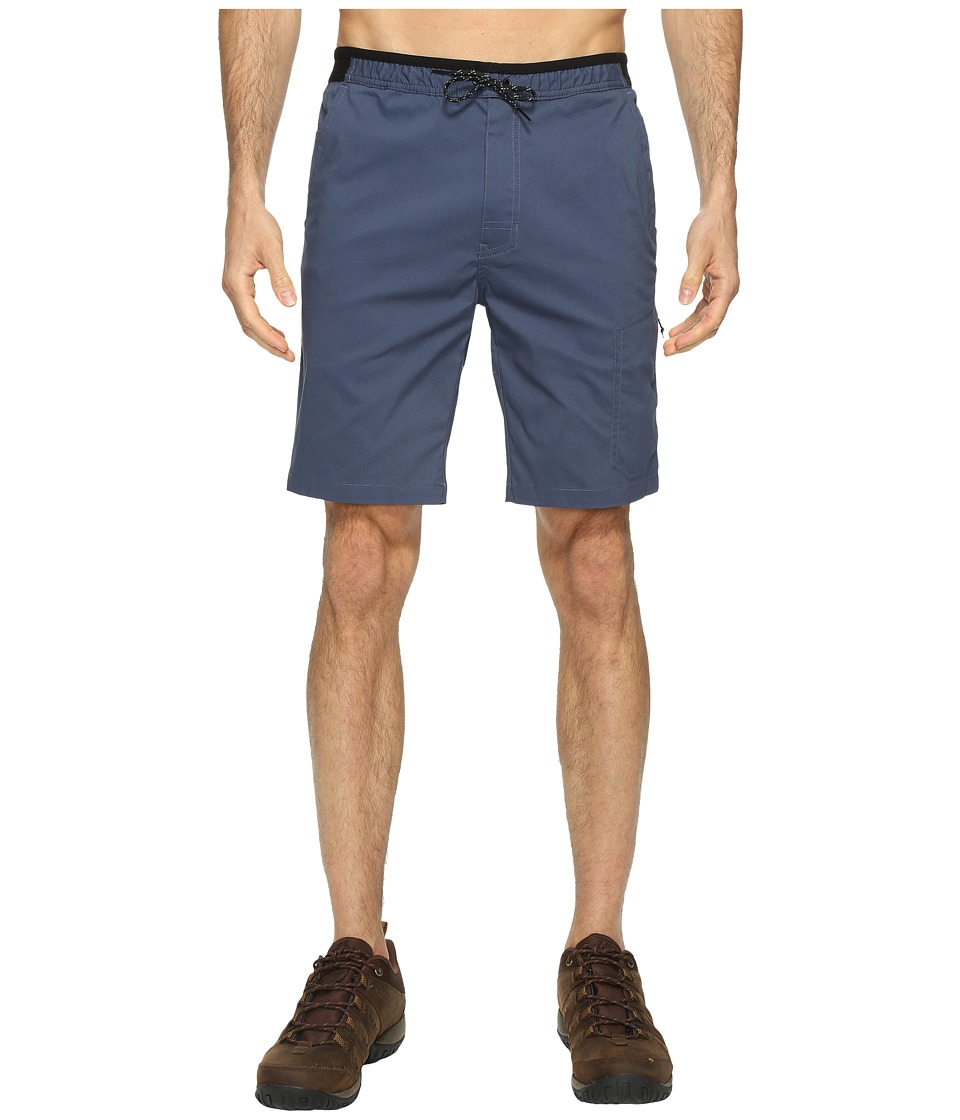 Mountain Hardwear - AP Scrambler Shorts (Zinc) Men's Shorts