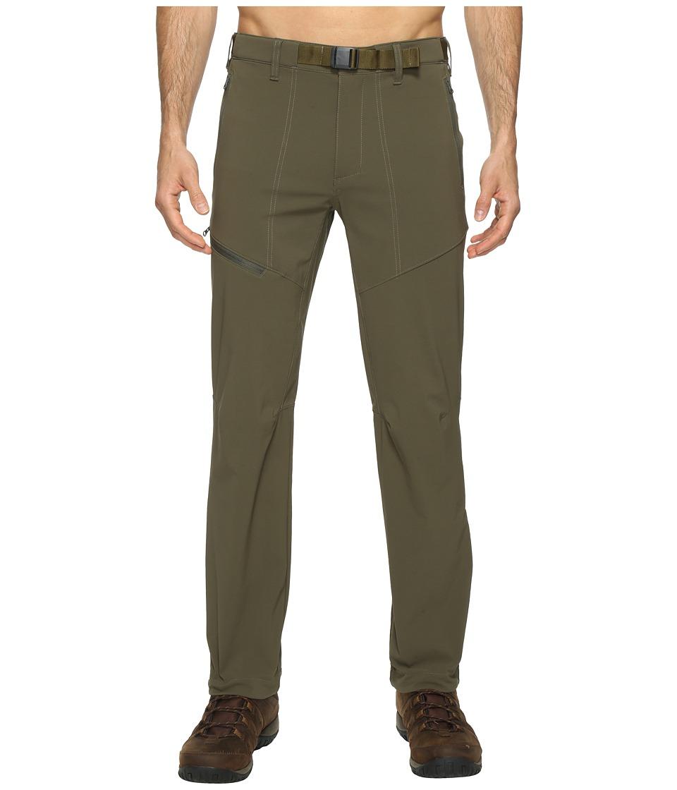 Mountain Hardwear - Chockstone Hike Pants (Peatmoss) Men's Casual Pants