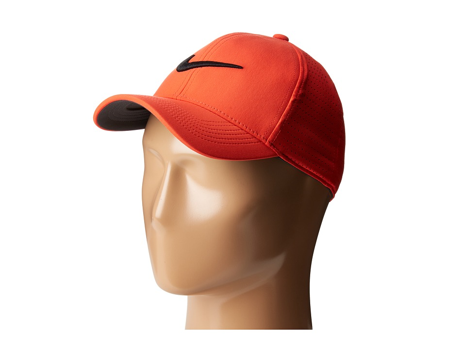 Nike Golf - YA Classic99 Cap (Max Orange/Anthracite/Black) Caps
